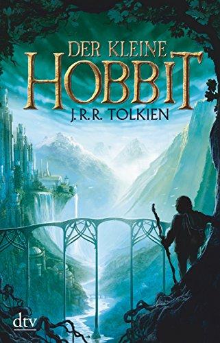 Der kleine Hobbit Grosses Format (Paperback): J R R