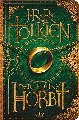 9783423214131: Der kleine Hobbit Veredelte Mini-Ausgabe