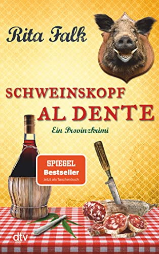 9783423214254: Schweinskopf al dente: Ein Provinzkrimi