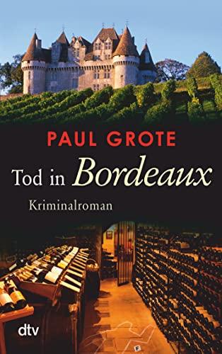 9783423215367: Tod in Bordeaux