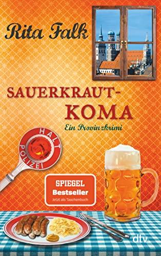 9783423215619: Sauerkrautkoma: Ein Provinzkrimi: 5