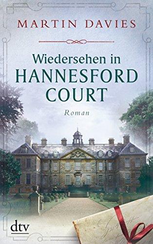 Wiedersehen in Hannesford Court. Roman.: Davies, Martin: