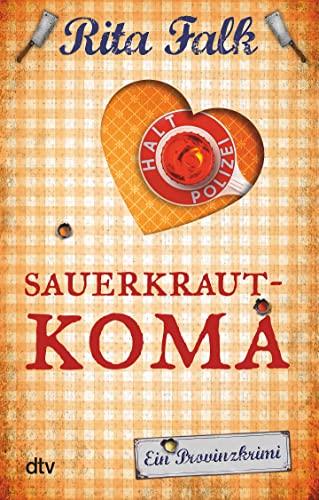 9783423217989: Sauerkrautkoma: Der fünfte Fall für den Eberhofer, Ein Provinzkrimi: 5