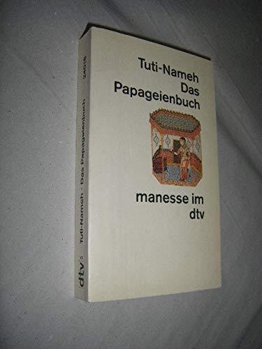 9783423240185: Tuti-Nameh - Das Papageienbuch