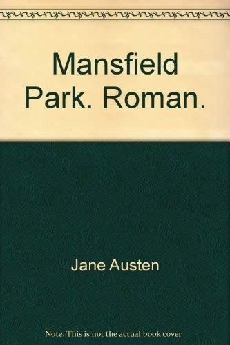 Mansfield Park. Roman.: Austen, Jane: