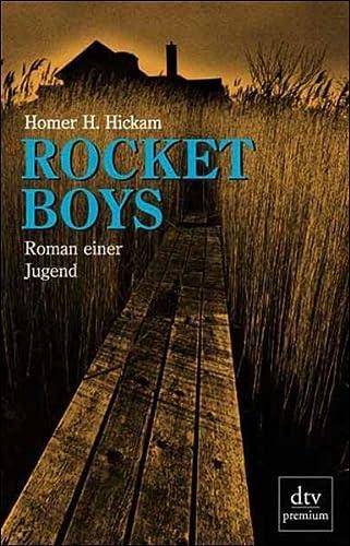 9783423241434: Rocket Boys. Roman einer Jugend.