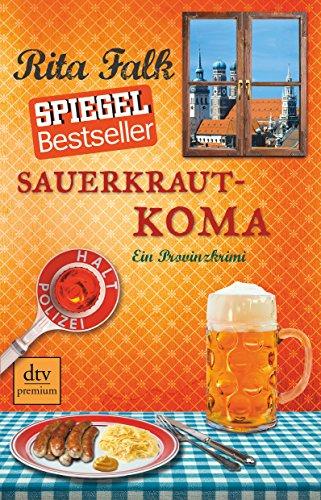 9783423249874: Sauerkrautkoma (Franz Eberhofer, #5)