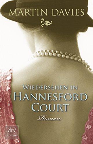 Wiedersehen in Hannesford Court: Davies, Martin