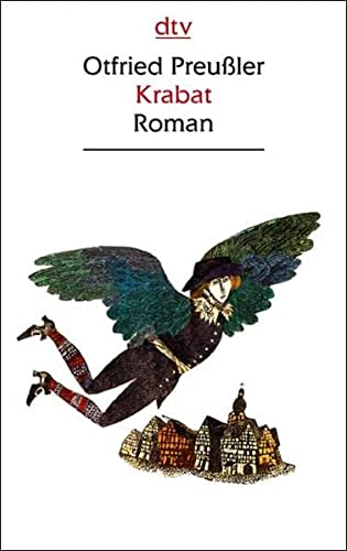 9783423250870: Krabat Roman (German Edition)