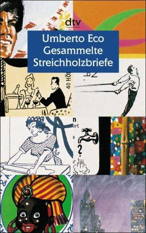9783423251396: Gesammelte Streichholzbriefe