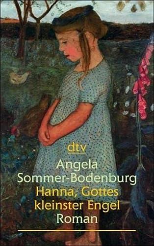9783423252362: Hanna, Gottes kleinster Engel. Großdruck.