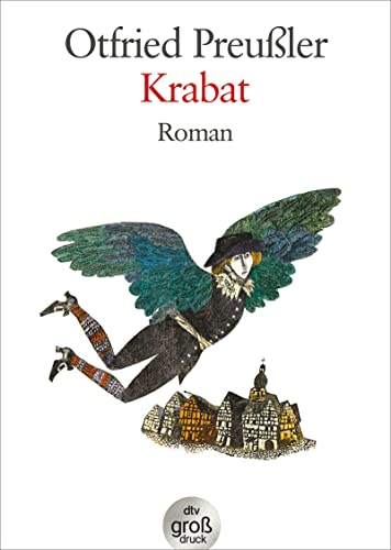 9783423252812: Krabat. Großdruck: Roman (dtv- Großdruck)