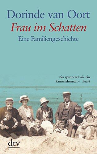 9783423253406: Frau im Schatten. Großdruck: Eine Familiengeschichte