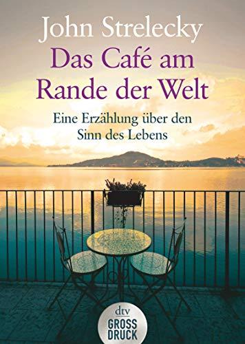 9783423253574: Das Café am Rande der Welt. Großdruck