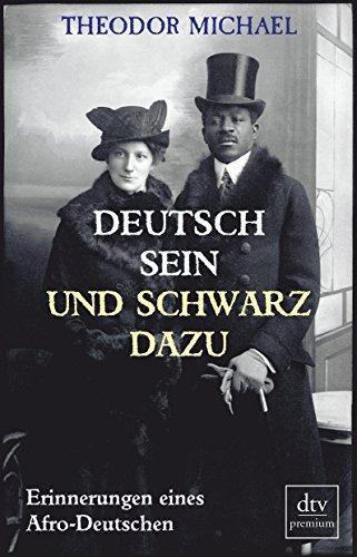 9783423260053: Deutsch sein und schwarz dazu: Erinnerungen eines Afro-Deutschen