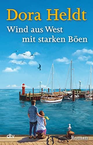 9783423260398: Wind aus West mit starken Böen