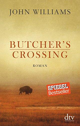 9783423280495: Butcher's Crossing