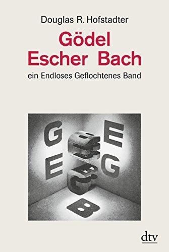 9783423300179: Gödel, Escher, Bach ein Endloses Geflochtenes Band.