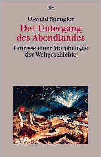 9783423300735: Der Untergang DES Abendlandes (German Edition)