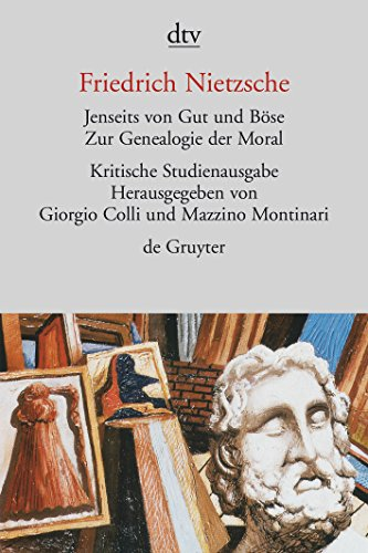 9783423301558: Jenseits von Gut und Böse: Zur Genealogie der Moral