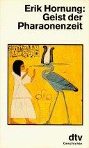9783423303187: Geist der Pharaonenzeit