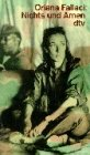 Nichts und Amen (9783423304771) by Oriana Fallaci