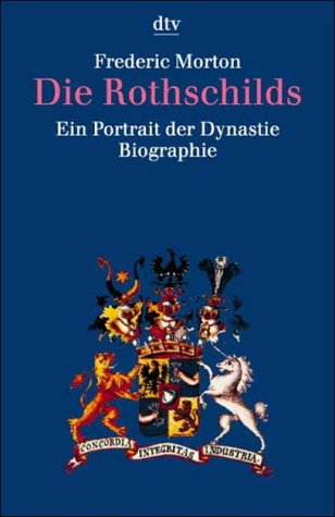 9783423306461: Die Rothschilds