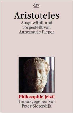 9783423306829: Aristoteles. Philosophie jetzt.