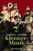9783423307482: Klezmer-Musik