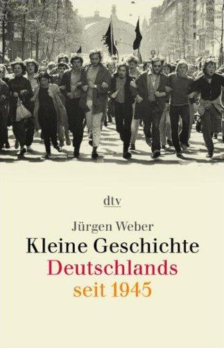 9783423308304: Kleine Geschichte Deutschlands Seit 1945 (German Edition)
