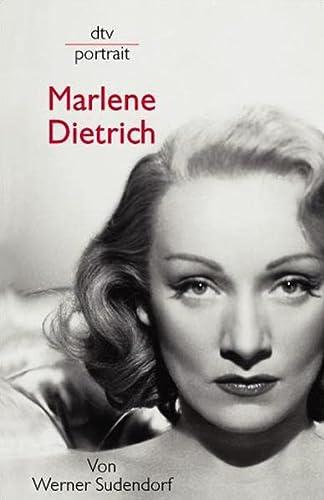 9783423310536: Marlene Dietrich.
