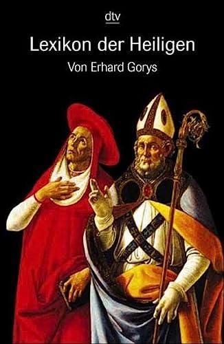 9783423325073: Lexikon der Heiligen