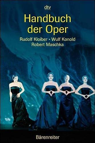 9783423325264: Handbuch der Oper