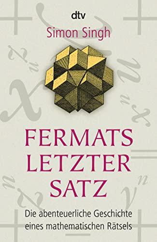 9783423330527: Fermats letzter Satz.