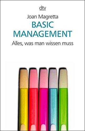 Basic Management.: Joan,Stone, Nan Magretta