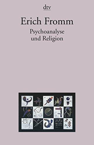 9783423341059: Psychoanalyse und Religion