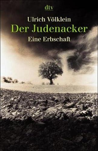 9783423341103: Der Judenacker.