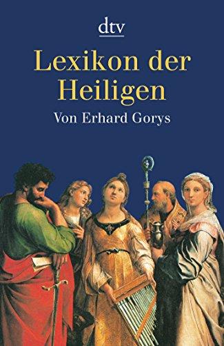 9783423341493: Lexikon der Heiligen