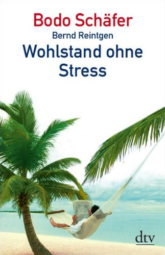 9783423341677: Wohlstand ohne Stress
