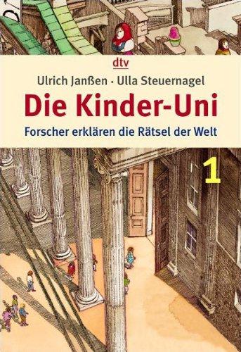 9783423342117: Die Kinder-uni Bd 1