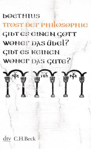 Trost der Philosophie (3423342412) by Boethius