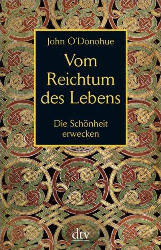 9783423344104: Vom Reichtum des Lebens