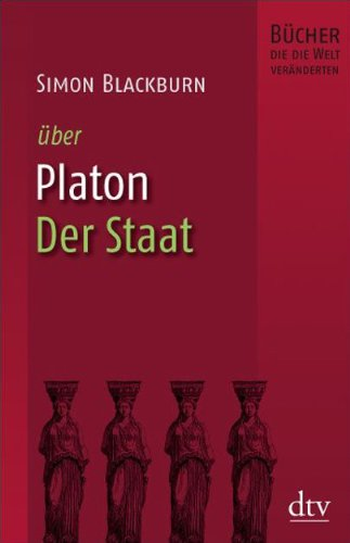 Platon, Der Staat (9783423344302) by [???]