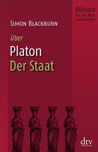 Platon, Der Staat (342334430X) by Blackburn, Simon