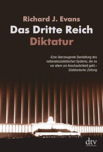 9783423346061: Das Dritte Reich. Diktatur: Band II / 1 und 2