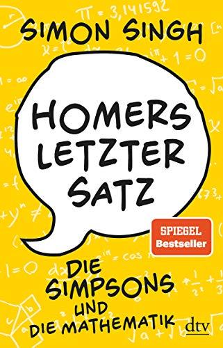 9783423348478: Homers letzter Satz: Die Simpsons und die Mathematik