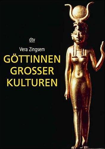 9783423361132: Göttinnen groáer Kulturen