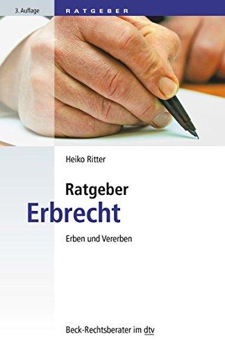 9783423507950: Ratgeber Erbrecht: Erben und Vererben
