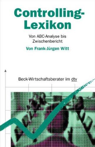 9783423508513: Controlling-Lexikon: Von ABC-Analyse bis ZVEI-Kennzahlensystem