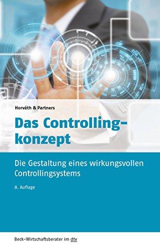 9783423509497: Das Controllingkonzept: Der Weg zu einem wirkungsvollen Controllingsystem